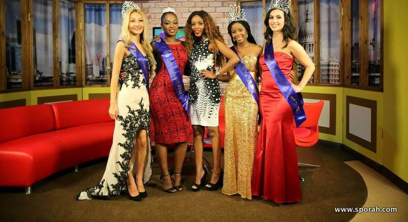 Commonwealth Queens on the Sporah TV Show