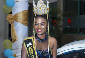 Mahalia Esi Tawiah Bamford Ghana